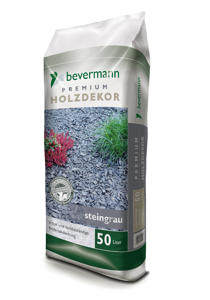 Bevermann Premium Holzdekor – grau
