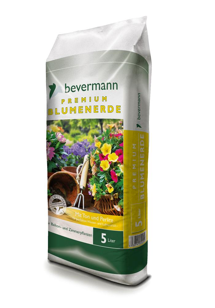 Bevermann Premium Blumenerde