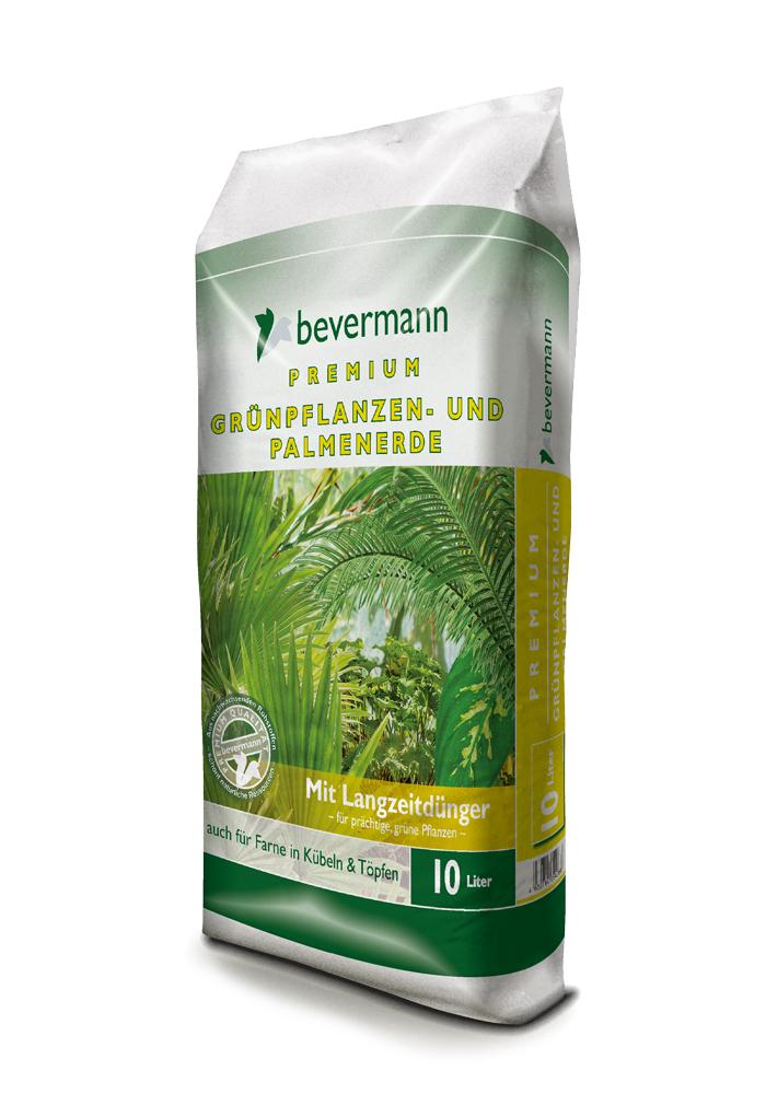 Bevermann-Premium-Grünpflanzen und Palmenerde
