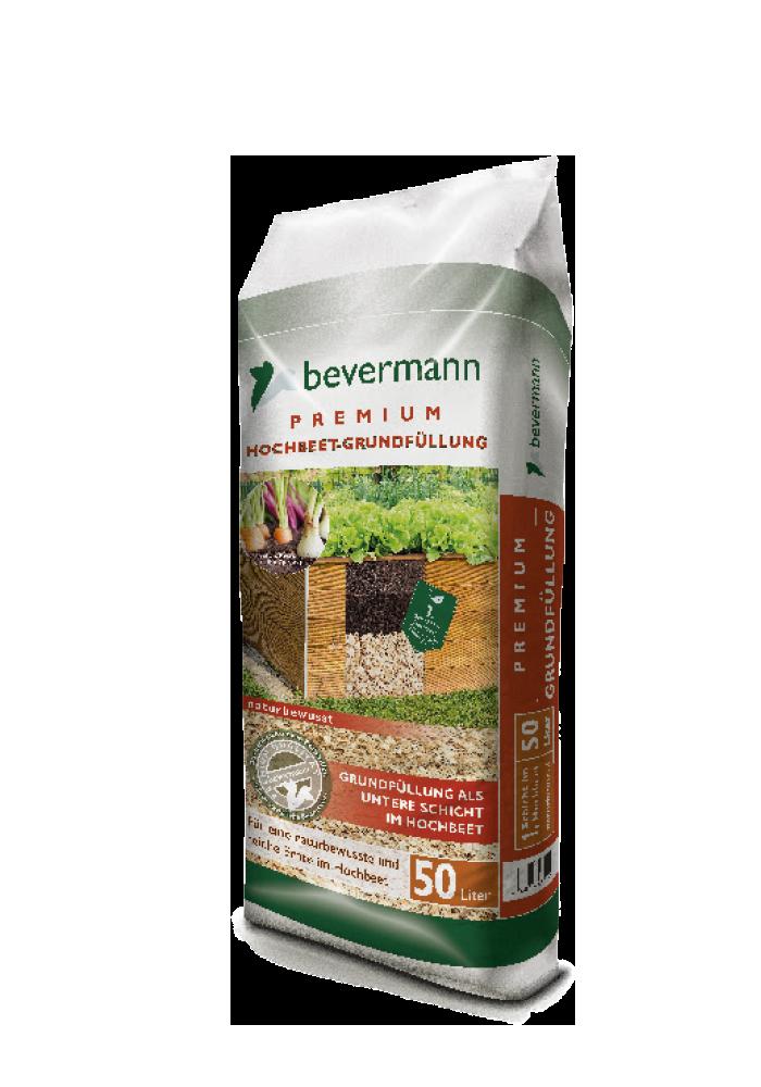 Bevermann Premium Hochbeet-Grundfüllung