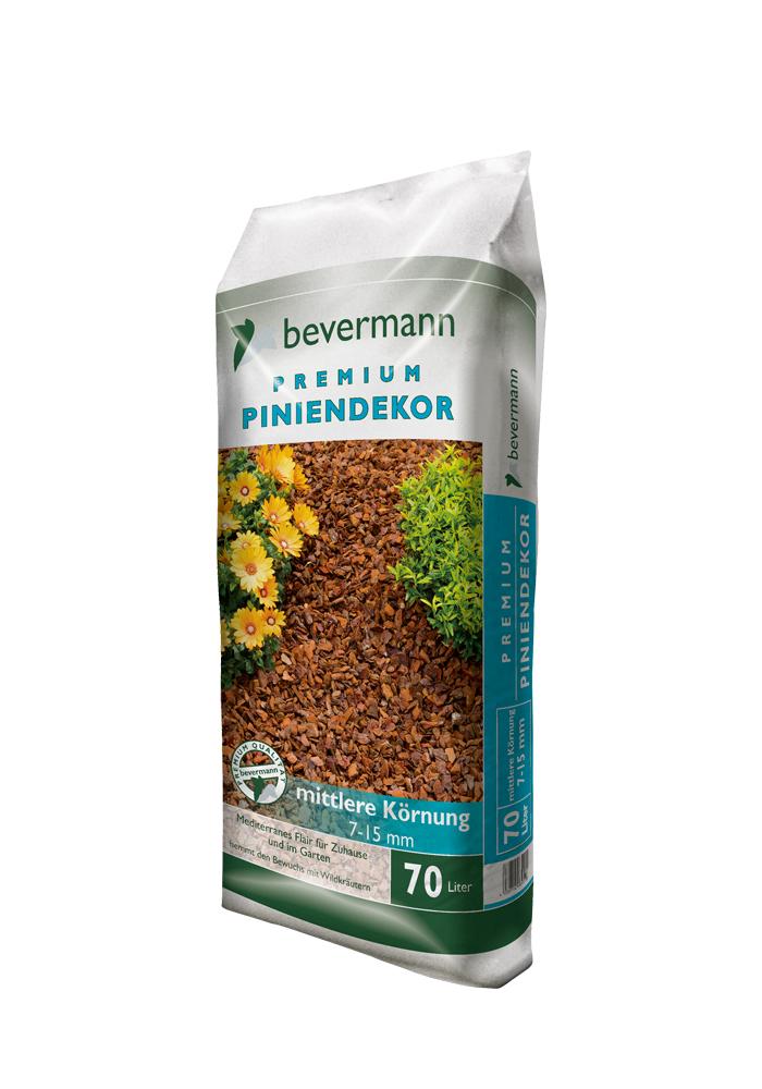 Bevermann Premium Piniendekor - 7-15 mm