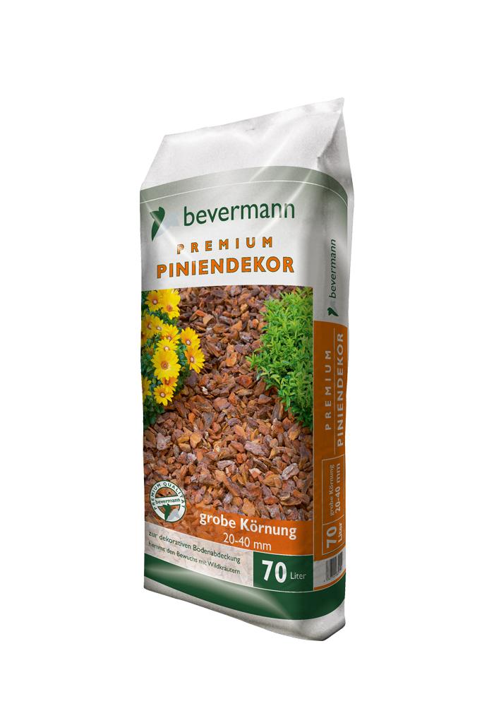 Bevermann Premium Piniendekor - 20-40 mm
