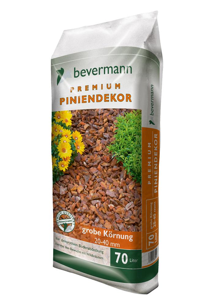 Bevermann Premium Piniendekor - 20-40mm