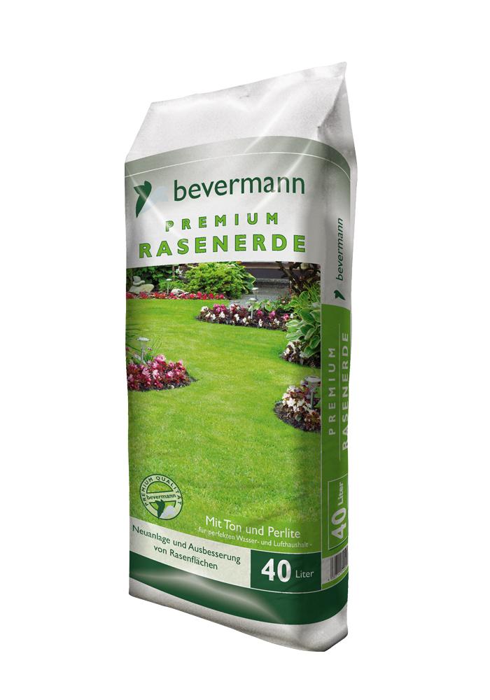 Bevermann Premium Rasenerde