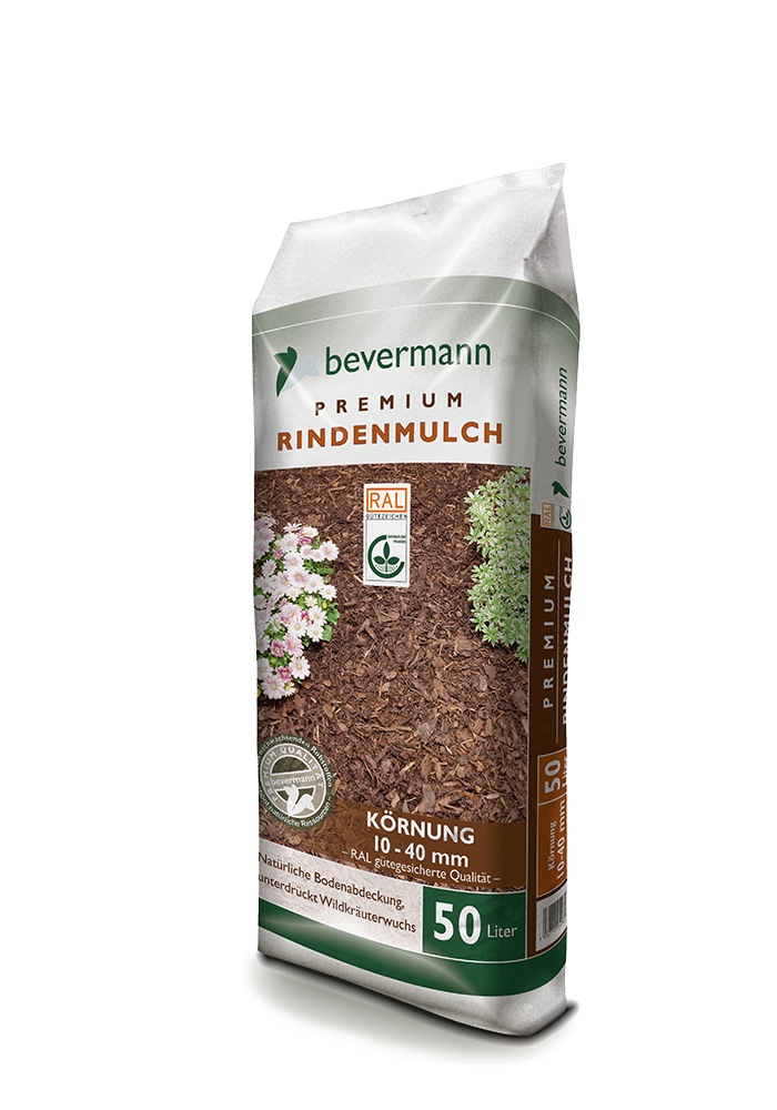 Bevermann Premium Rindenmulch