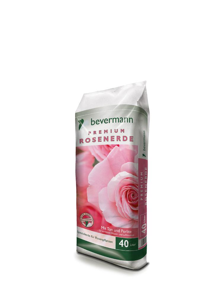 Bevermann Premium Rosenerde-mit-Perlite
