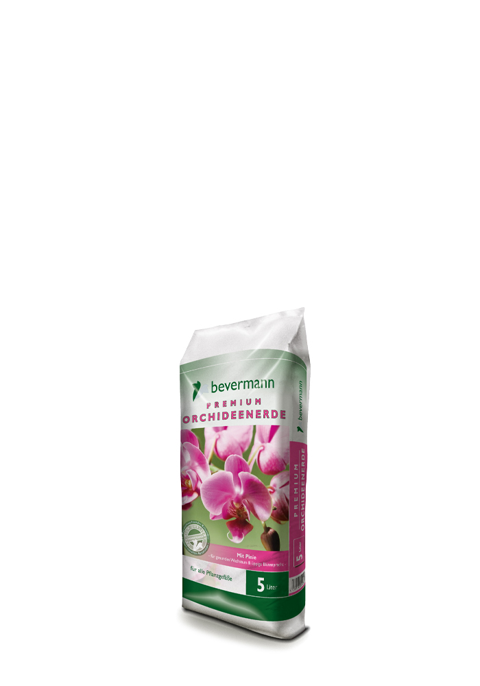 Bevermann Premium Orchideenerde