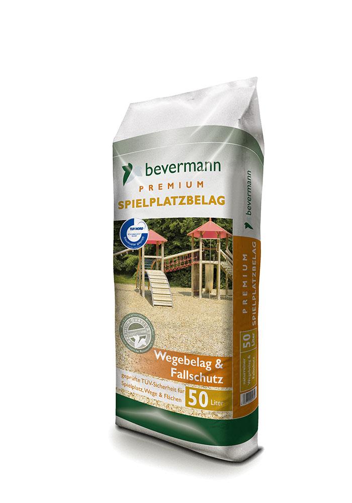 Bevermann Premium Spielplatzbelag - Fallschutz
