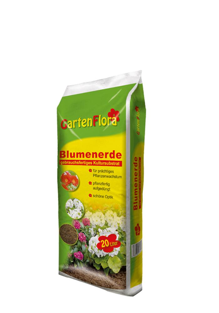 GartenFlora Blumeerde von Bevermann
