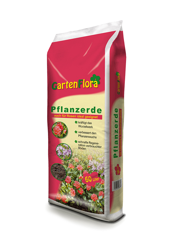 GartenFlora Pflanzerde