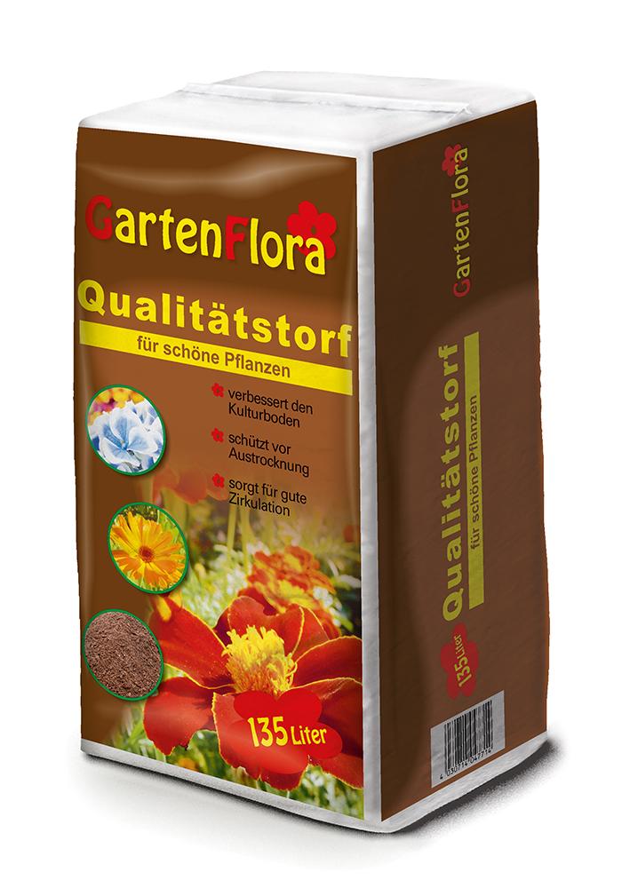 GartenFlora Qualitätstorf