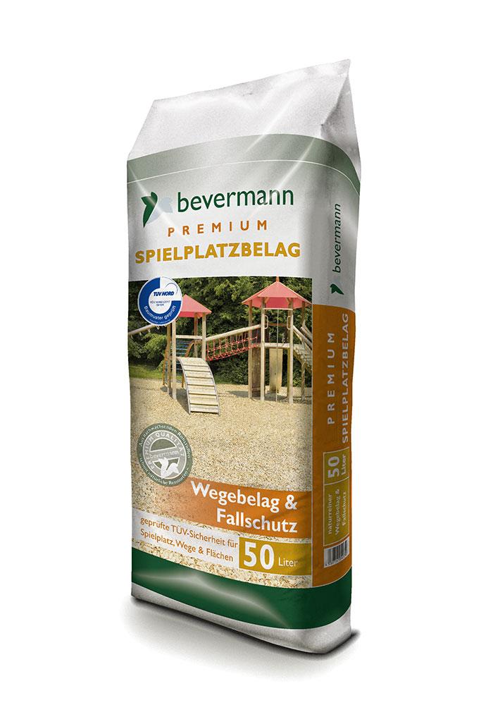 Spielplatzbelag - Fallschutz von Bevermann